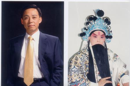 京剧名角于魁智走马上任国家京剧院副院长