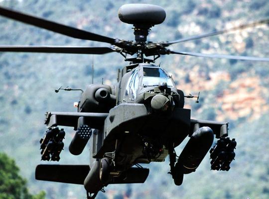 盘点世界十大直升机