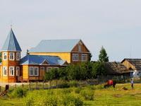 7月5日,风光旖旎的室韦俄罗斯族民族乡。室韦地处内蒙古最北端的呼伦贝尔额尔古纳市,是中国唯一的俄罗斯民族乡,是中国十大魅力乡镇之一也是我国俄罗斯族和华俄后裔的主要聚居地之一。