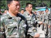 吉林抗洪牺牲战士李守信刘磊被追授荣誉称号
