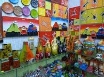 迷幻的文化——秘鲁利马印加文化产品