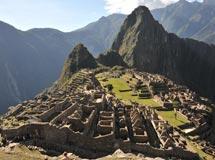 Machu Picchu, la antigua ciudad misteriosa