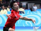中国代表团旗手黄宇翔首轮轻松告捷