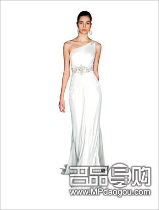 2010下半年新娘礼服提前看图片