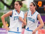 篮球:上阵双胞胎