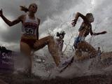 田径:障碍赛不能阻止选手们的激情