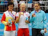 郑赛赛女子网球单打摘银创造历史