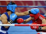 拳击:左勾拳!右勾拳!