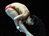 邱波摘得男子跳水3米板冠军