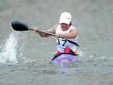青奥会皮划艇比赛产生三枚金牌,我国选手黄杰仪摘得一银