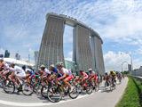 青奥会自行车比赛圆满结束