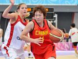 中国女篮战胜加拿大挺进决赛