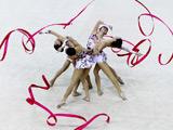 艺术体操:视觉飨宴