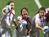 足球:智利女足加冕冠军