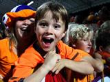 曲棍球:橙色的海洋