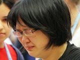 射击:新加坡选手失望落泪