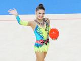艺术体操:最美丽的冠军