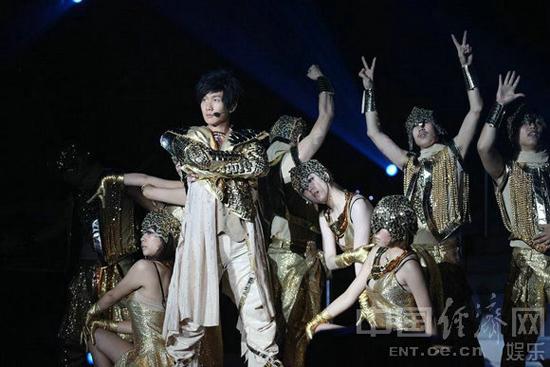 林俊杰上海演唱会求完美图片