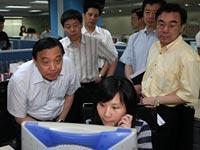 中国网 十周年 王晨