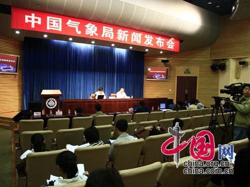中国 气 象 局 2010 年 10 月份 新闻 发布