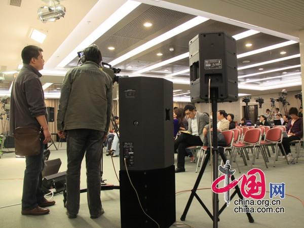 国务院台湾事务办公室举行例行新闻发布会