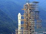 嫦娥二号准备发射