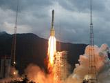 嫦娥二号发射成功