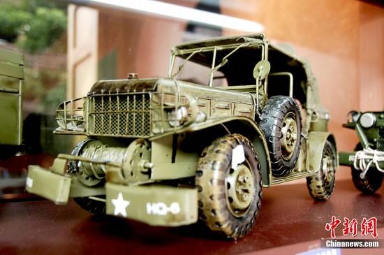 拆装一辆吉普车到底需要多久?加拿大士兵告诉你.高清图片