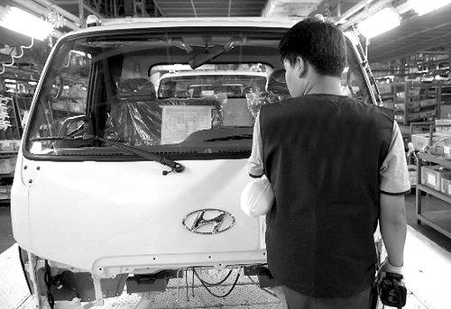 """品牌年""""的南韩现代-起亚集团悄然开始了在华商用车市场的布局.-"""