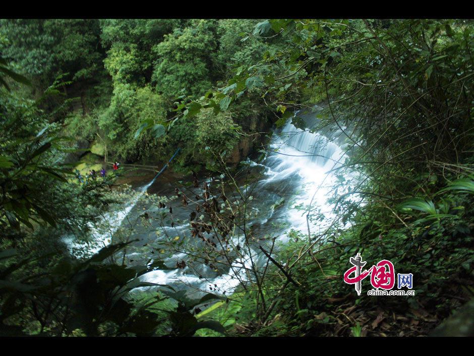 """""""文君故里""""邛崃天台山"""