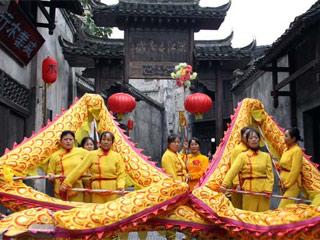 中国近代商业发展的标本——洪江古商城