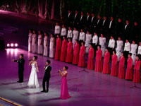 上海世博会闭幕式暖场演出——大合唱