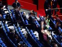 上海世博会闭幕式——嘉宾陆续到场