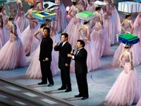 上海世博会闭幕式——男高音《致世博》