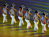 上海世博会闭幕式——《多元·融合》[组图]