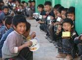 贫困地区的儿童生活 让人心痛