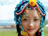 西藏女性服饰
