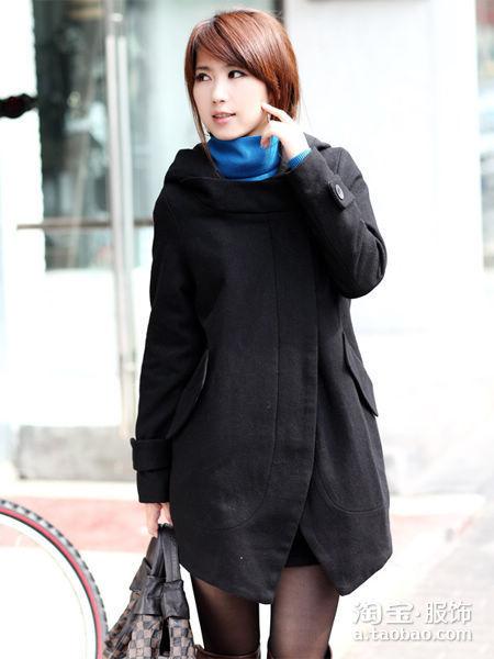 2010冬季最潮淑女搭配