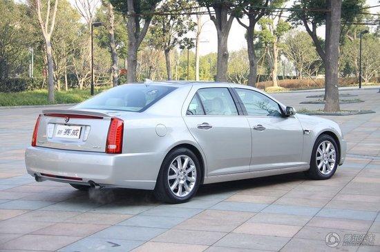 凯迪拉克赛威将推2.0t车型 或12月2日上市 高清图片