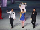 第16届广州亚运会闭幕式开始暖场[高清]