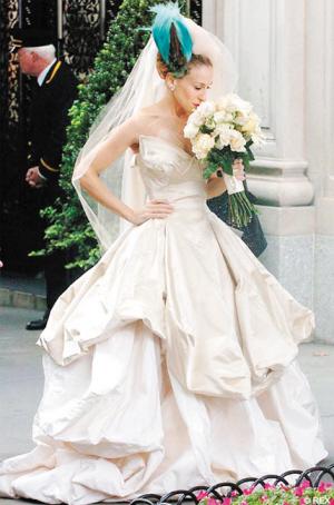 杨弘那件婚纱_一件婚纱引发的猜想