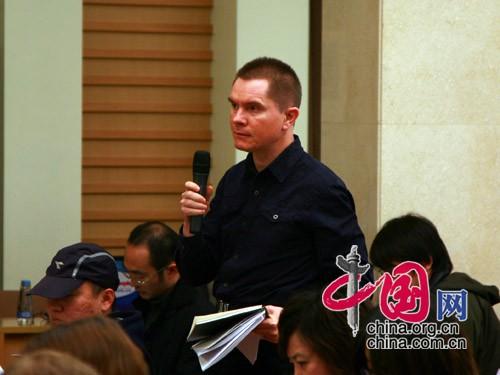 国新办举行中国应对气候变化政策与行动发布会
