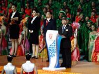 亚残奥委会主席宣布广州亚残运会闭幕[高清]