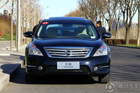 天籁价格:19.08-37.18万元品牌:东风日产高清图片