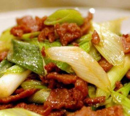 牛羊肉菜谱猪肉炒豆腐干怎样好吃