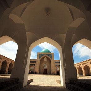 乌兹别克斯坦 迷失 历史 旅游 风光 中国网