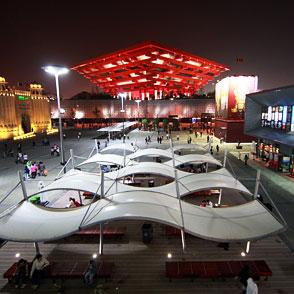 上海世博会 中国馆 中国网