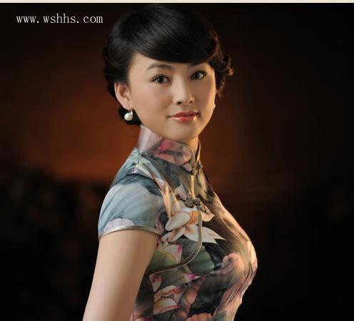 穿旗袍的女人最美!
