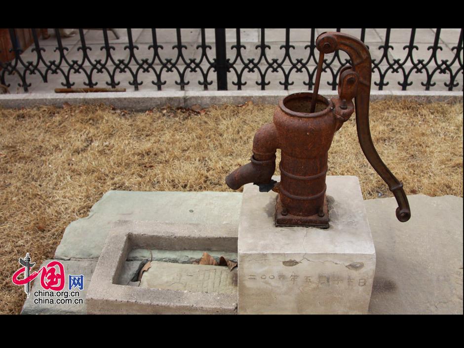 压水机,20世纪80年代以前的背景部分地区百姓用水