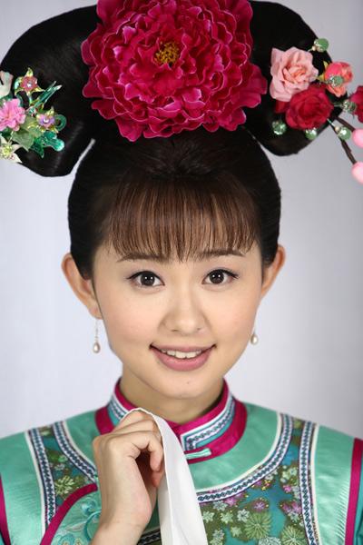 《新还珠格格》的金锁-杨幂佟丽娅范冰冰 谁是最美的 清宫女星